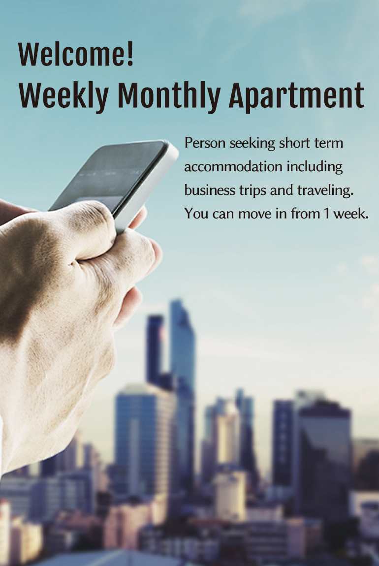 Weekly Monthly Apartment